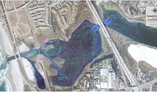 Batiquitos Lagoon Bathymetric and Sub-Bottom Profile Surveys