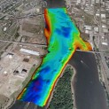 Zidell South Waterfront Remediation Multibeam Survey