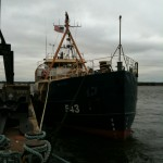 R/V White Holly