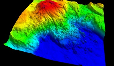 Hydrographic Survey Offshore the Kingdom of Saudi Arabia