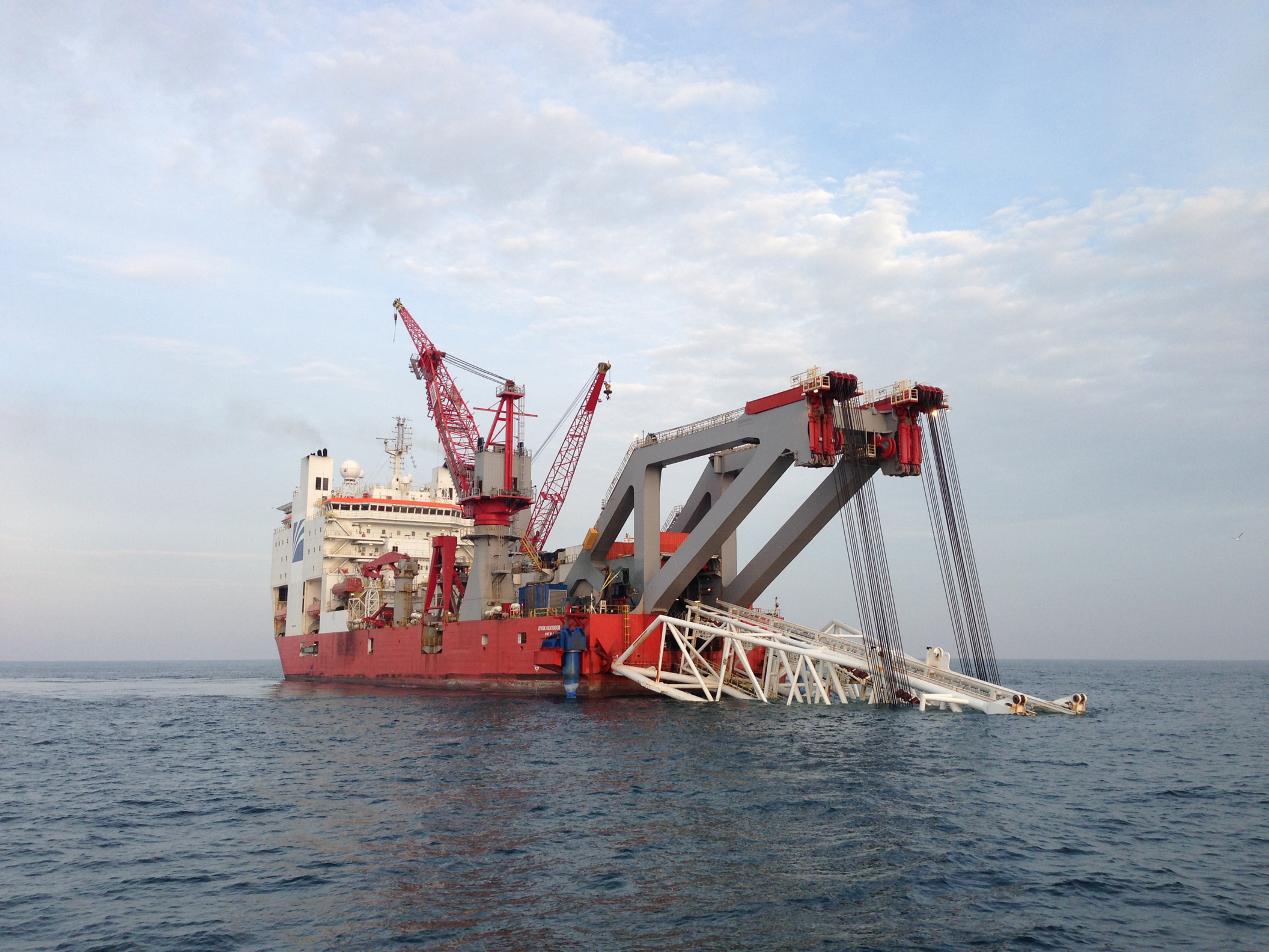 Gdf Suez And Wintershall Inspection Surveys And
