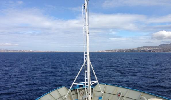 February – March, 2015: Adriatic Sea, Italy
