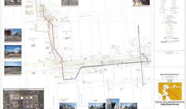 Trans Bay Cable Route Survey