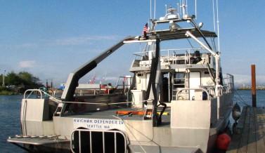 Columbia River Channel Improvement