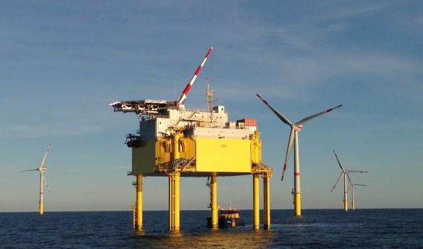 September – October, 2015: North Sea, Germany