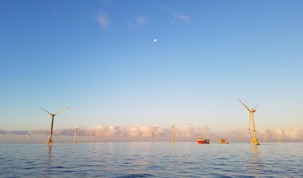 October – November, 2017: Baltic Sea, Germany